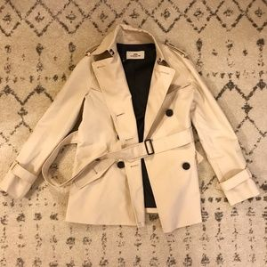 Coach Timeless Trench Coat